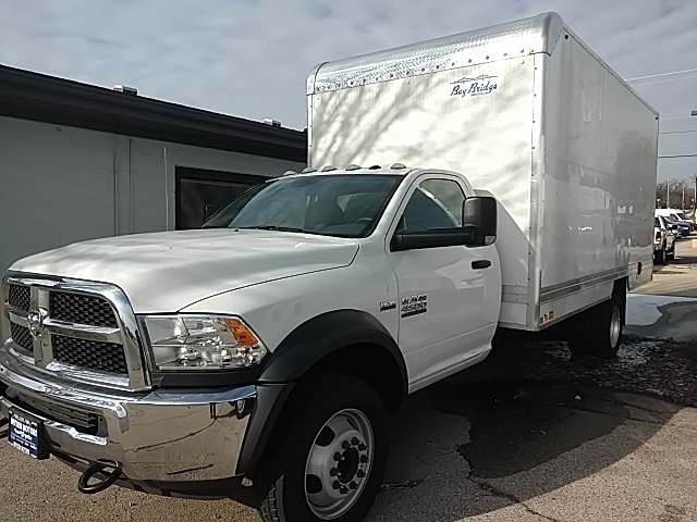 2018 Ram 4500 Regular Cab DRW 4x2,  Bay Bridge Cutaway Van #G162542 - photo 23