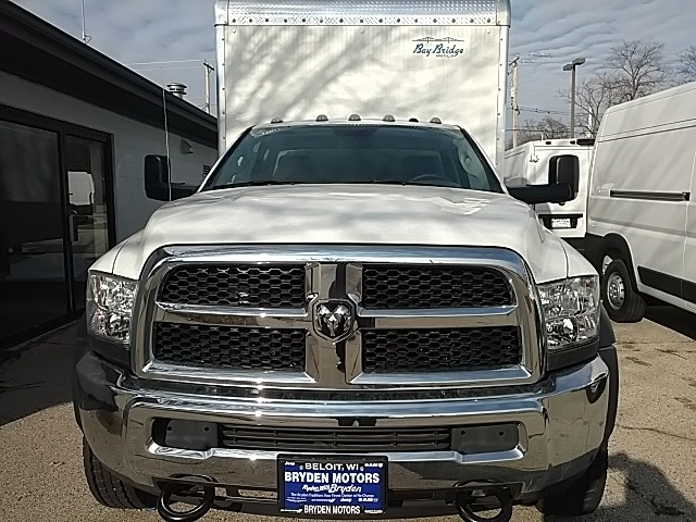 2018 Ram 4500 Regular Cab DRW 4x2,  Bay Bridge Cutaway Van #G162542 - photo 24