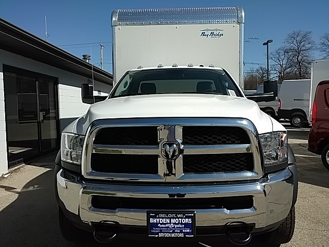 2018 Ram 4500 Regular Cab DRW 4x2,  Bay Bridge Cutaway Van #G162542 - photo 3