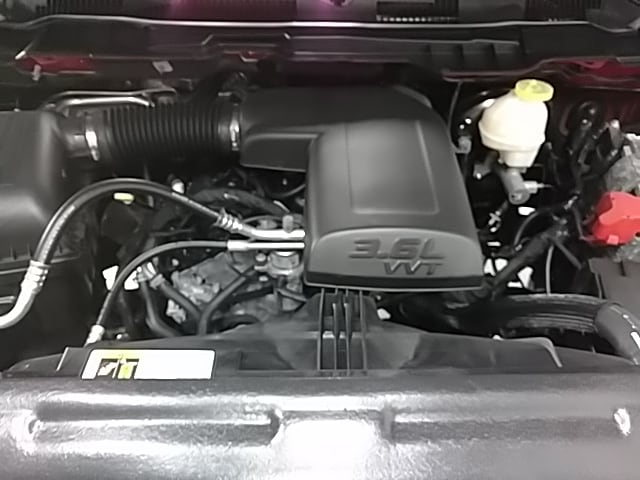 2018 Ram 1500 Regular Cab, Pickup #G208472 - photo 6