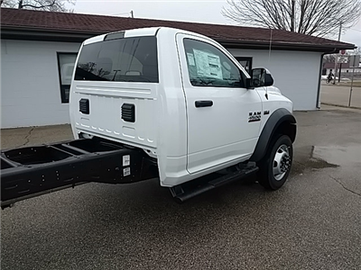 2018 Ram 4500 Regular Cab DRW 4x4, Cab Chassis #G214204 - photo 6