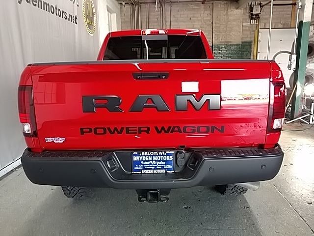 2018 Ram 2500 Crew Cab 4x4, Pickup #G231702 - photo 4