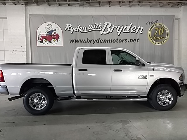 2018 Ram 2500 Crew Cab 4x4, Pickup #G259918 - photo 3