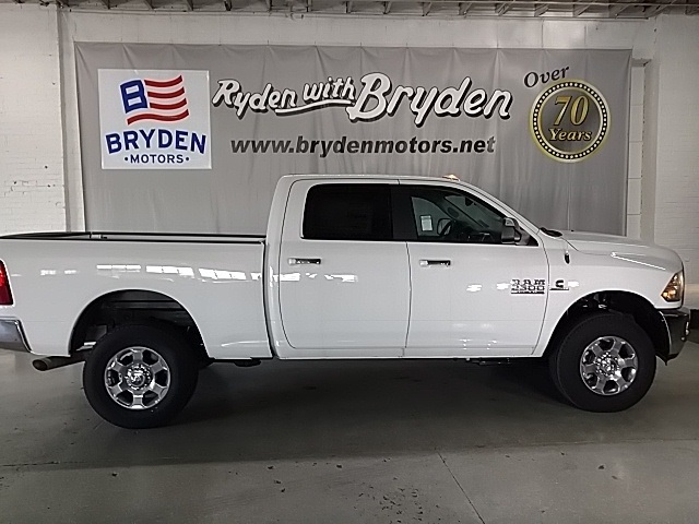 2018 Ram 2500 Crew Cab 4x4,  Pickup #G279450 - photo 3