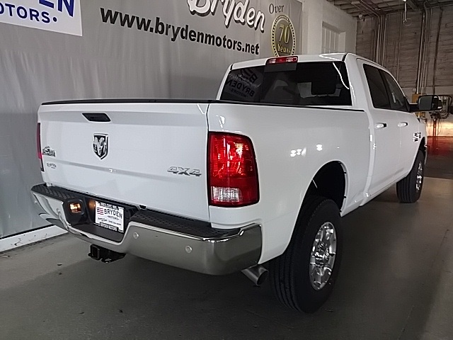 2018 Ram 2500 Crew Cab 4x4,  Pickup #G279450 - photo 2