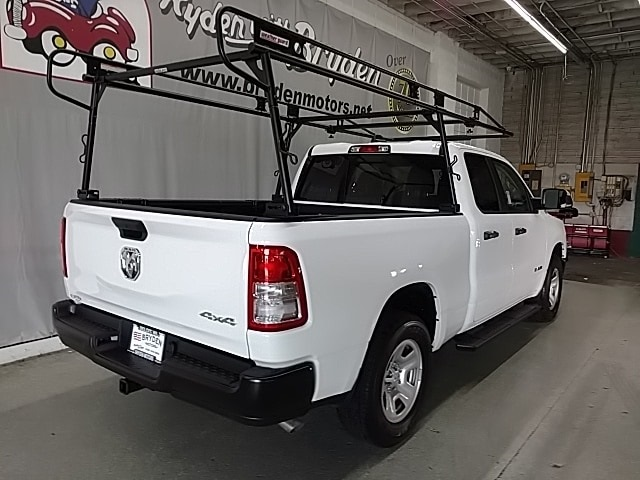 2019 Ram 1500 Quad Cab 4x4,  Pickup #N553679 - photo 2