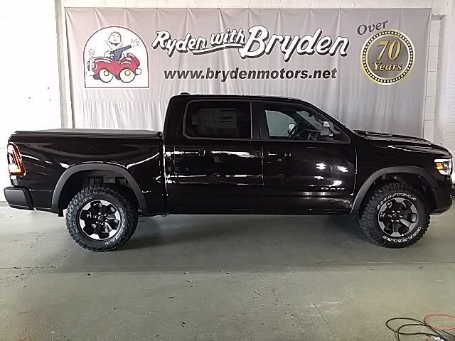 2019 Ram 1500 Crew Cab 4x4,  Pickup #N563858 - photo 3