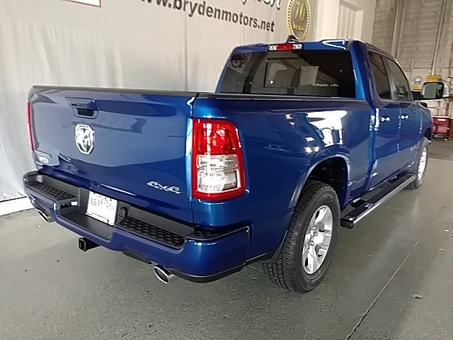 2019 Ram 1500 Quad Cab 4x4,  Pickup #N621401 - photo 2