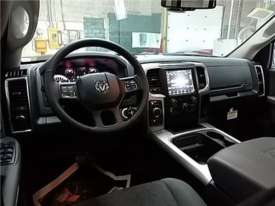 2018 Ram 1500 Crew Cab 4x4, Pickup #S206404 - photo 13