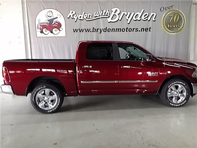 2018 Ram 1500 Crew Cab 4x4,  Pickup #S229990 - photo 3
