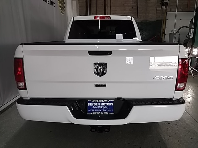 2018 Ram 1500 Quad Cab 4x4, Pickup #S244402 - photo 4