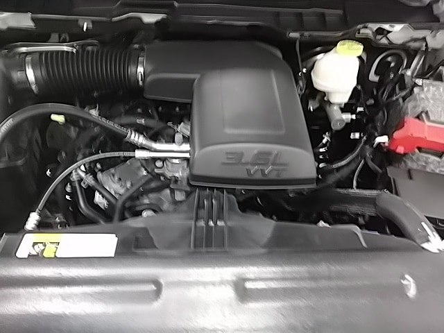 2018 Ram 1500 Quad Cab 4x4, Pickup #S244402 - photo 6