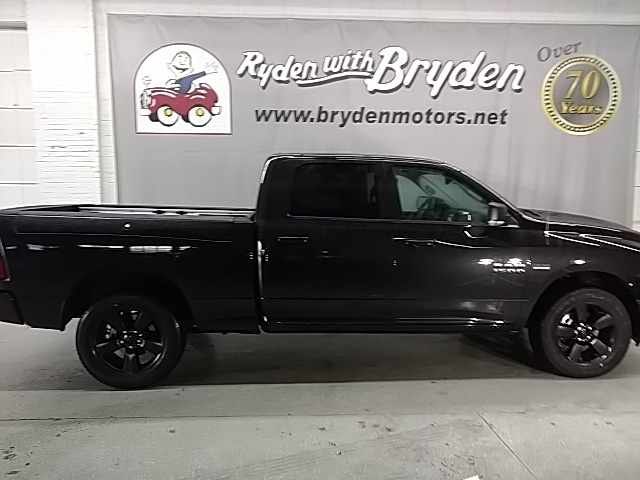 2018 Ram 1500 Crew Cab 4x4,  Pickup #S257029 - photo 1