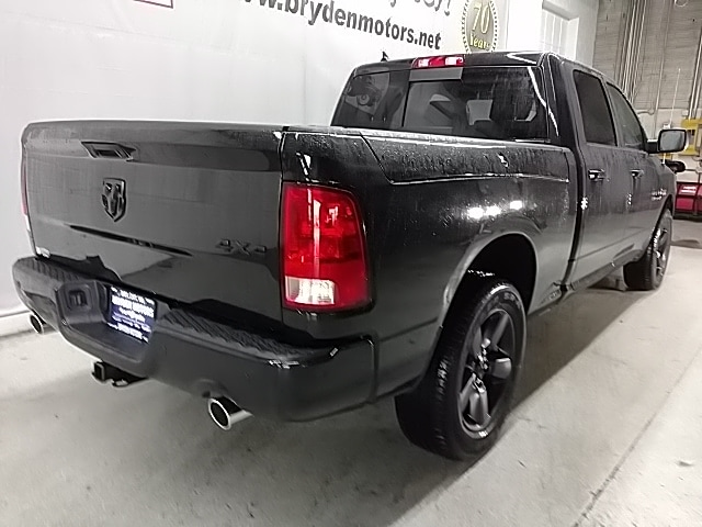 2018 Ram 1500 Crew Cab 4x4,  Pickup #S257029 - photo 2