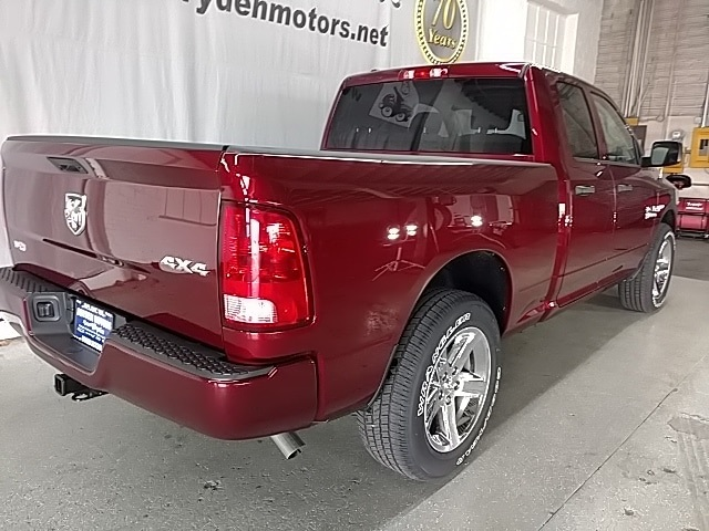 2018 Ram 1500 Quad Cab 4x4,  Pickup #S284838 - photo 2