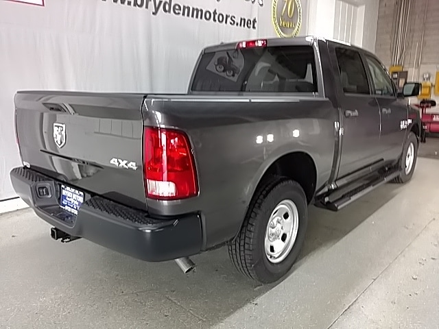 2018 Ram 1500 Crew Cab 4x4,  Pickup #S295975 - photo 2