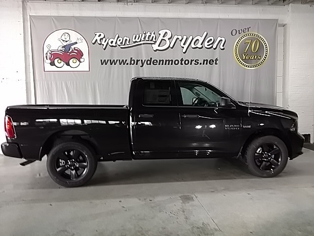 2018 Ram 1500 Quad Cab 4x4,  Pickup #S301464 - photo 1
