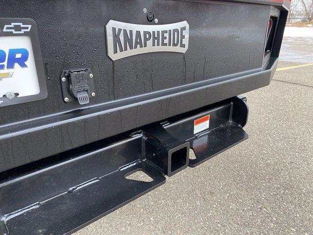 2020 Chevrolet Silverado 4500 Crew Cab DRW 4x4, Knapheide Platform Body #X2801 - photo 1