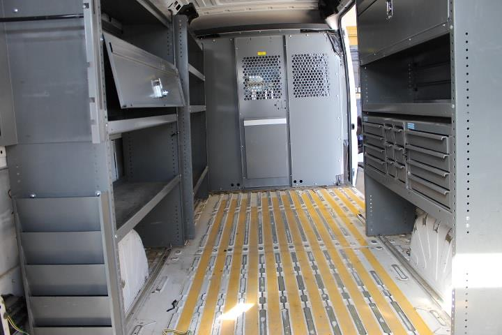 2014 Ram ProMaster 3500 High Roof FWD, Upfitted Cargo Van #10697 - photo 1