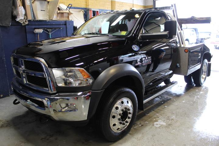 2017 Ram 4500 Regular Cab DRW 4x4, Wrecker Body #10701 - photo 1