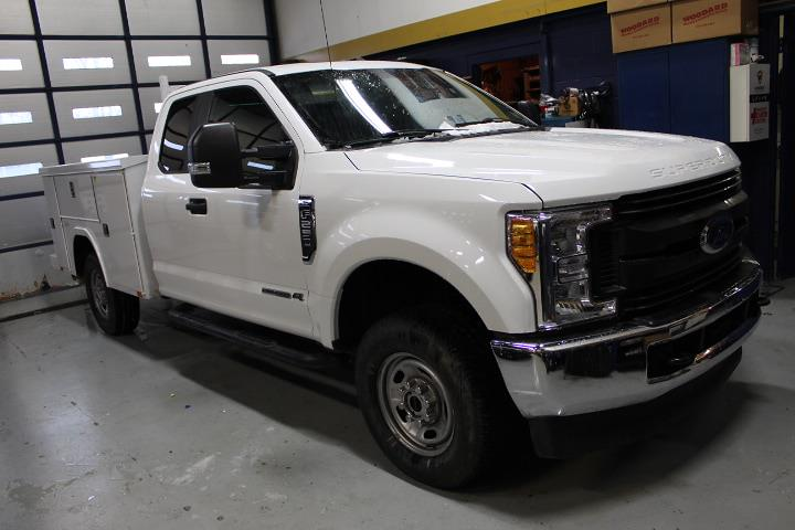 2017 Ford F-250 Super Cab 4x4, Service Body #10704 - photo 1