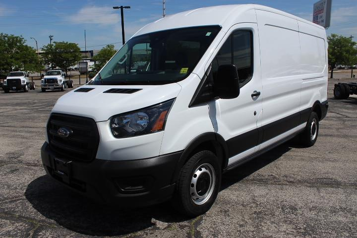 2020 Ford Transit 150 Medium Roof 4x2, Empty Cargo Van #10731 - photo 1