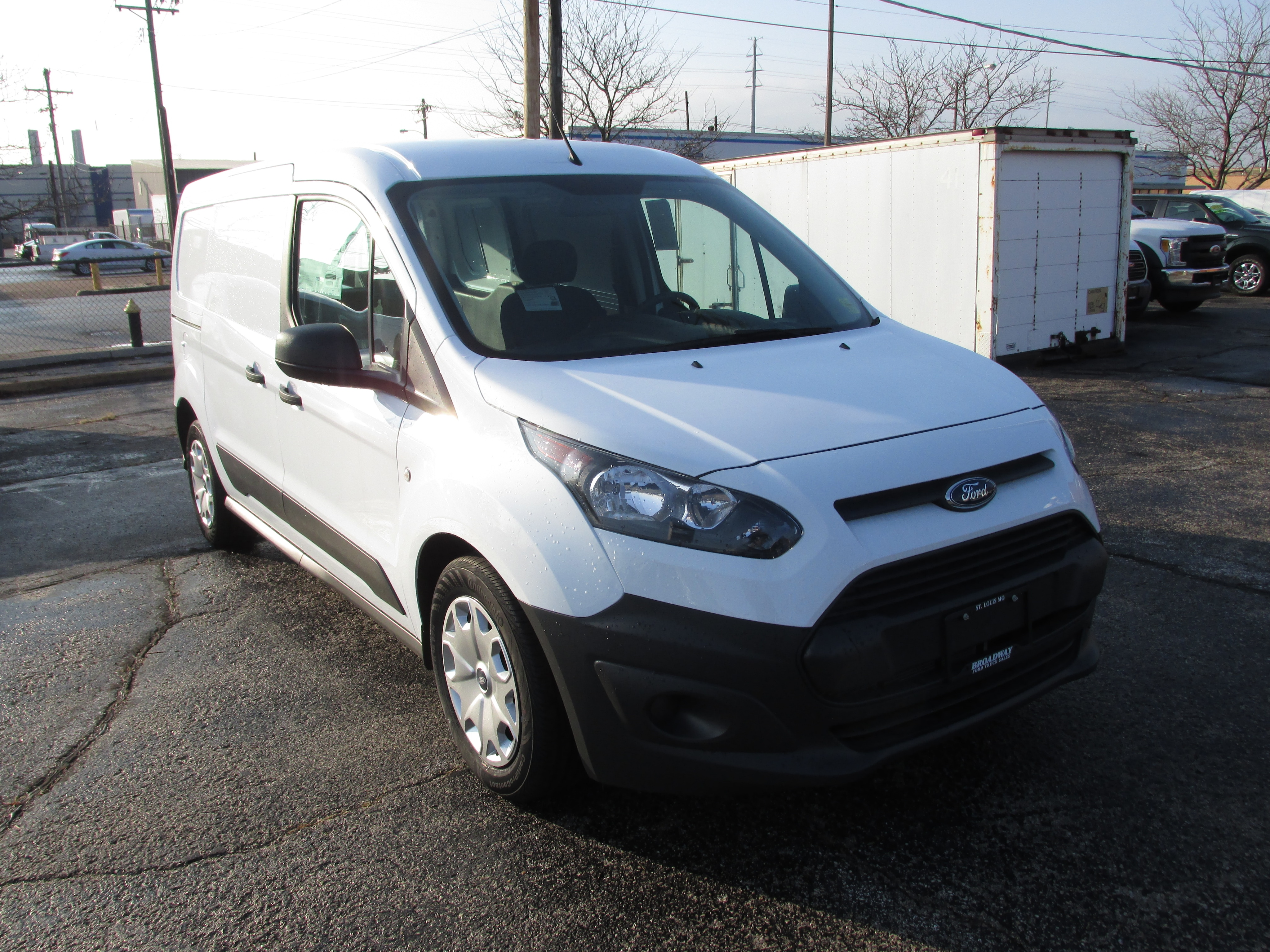 2018 Transit Connect 4x2,  Empty Cargo Van #1162T - photo 3