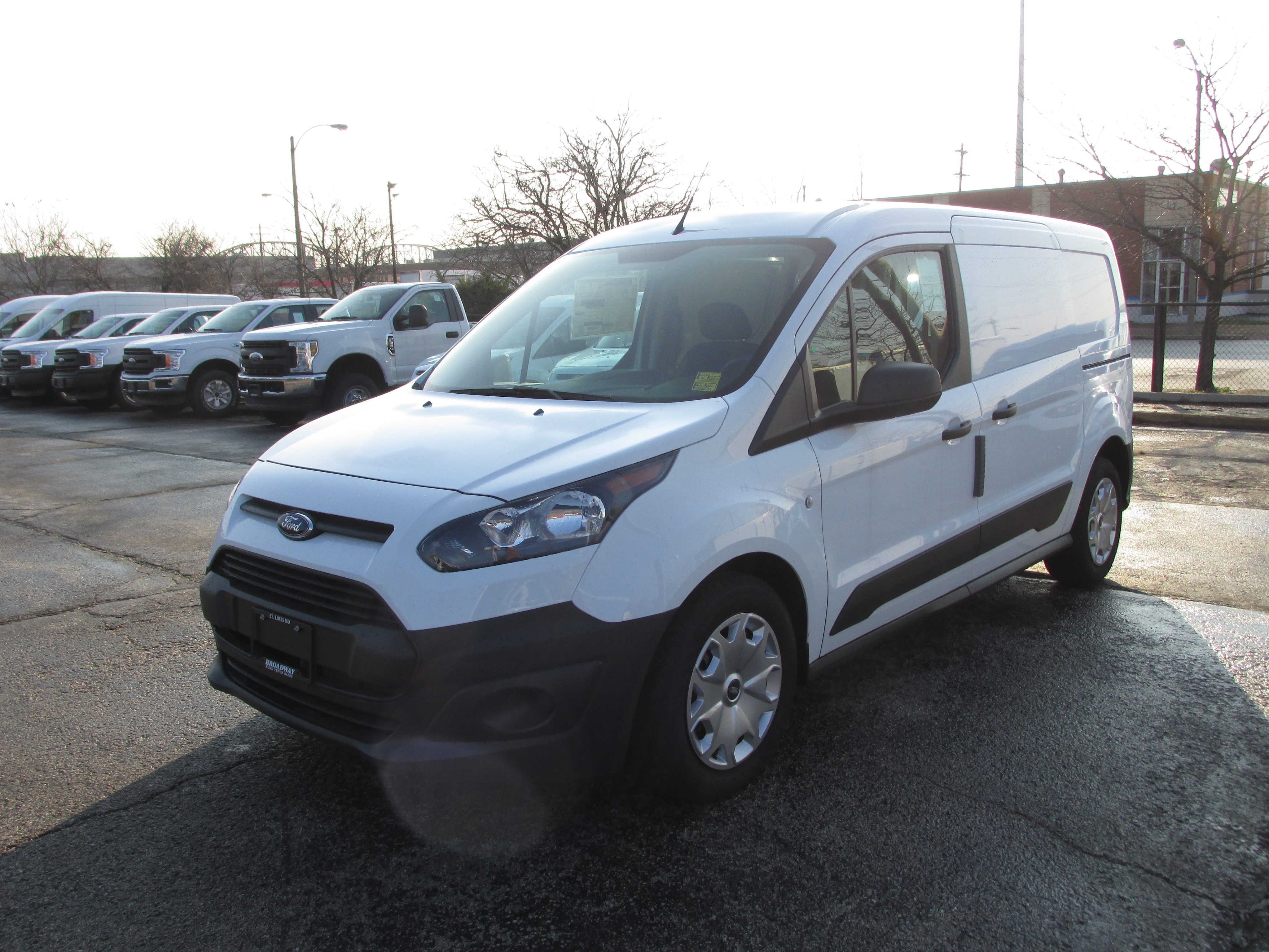 2018 Transit Connect 4x2,  Empty Cargo Van #1162T - photo 11