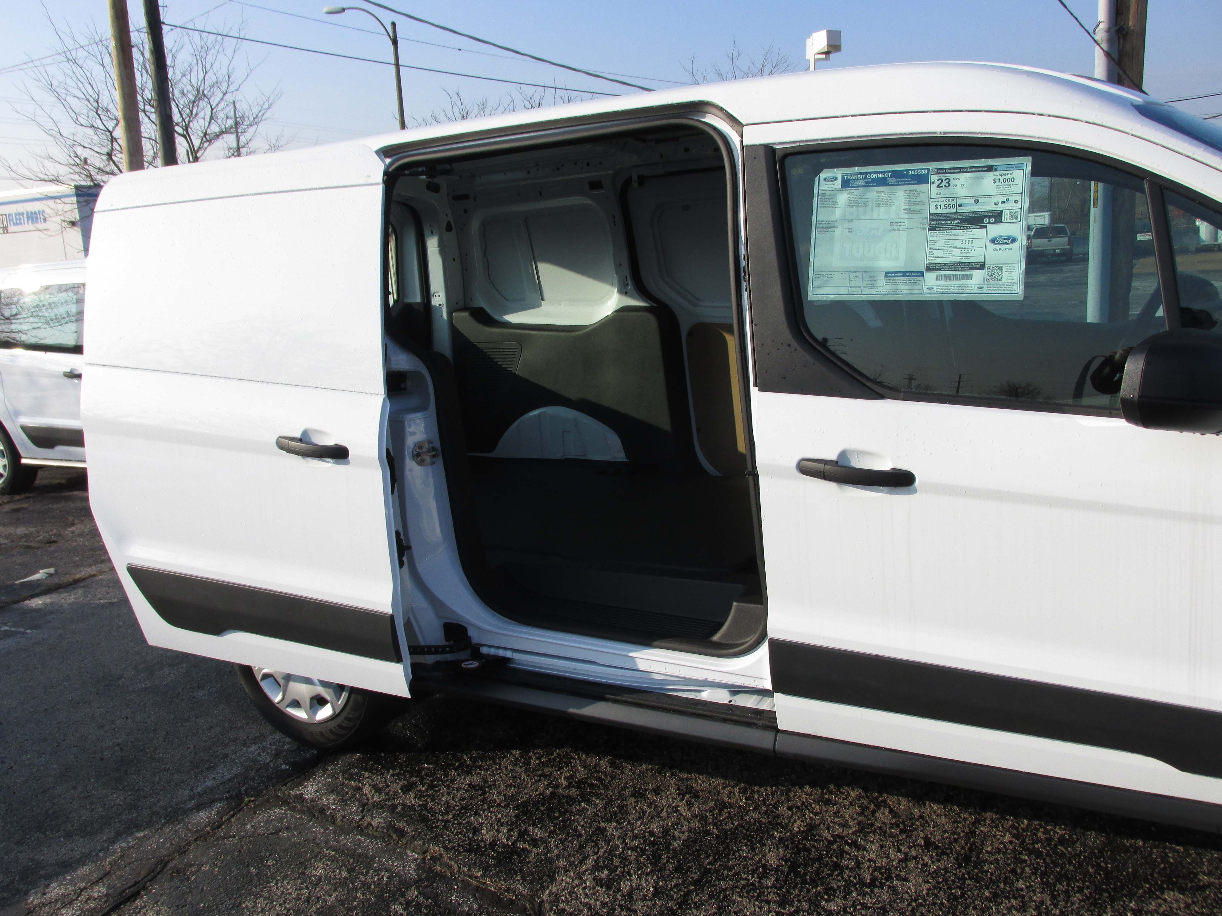 2018 Transit Connect 4x2,  Empty Cargo Van #1162T - photo 5