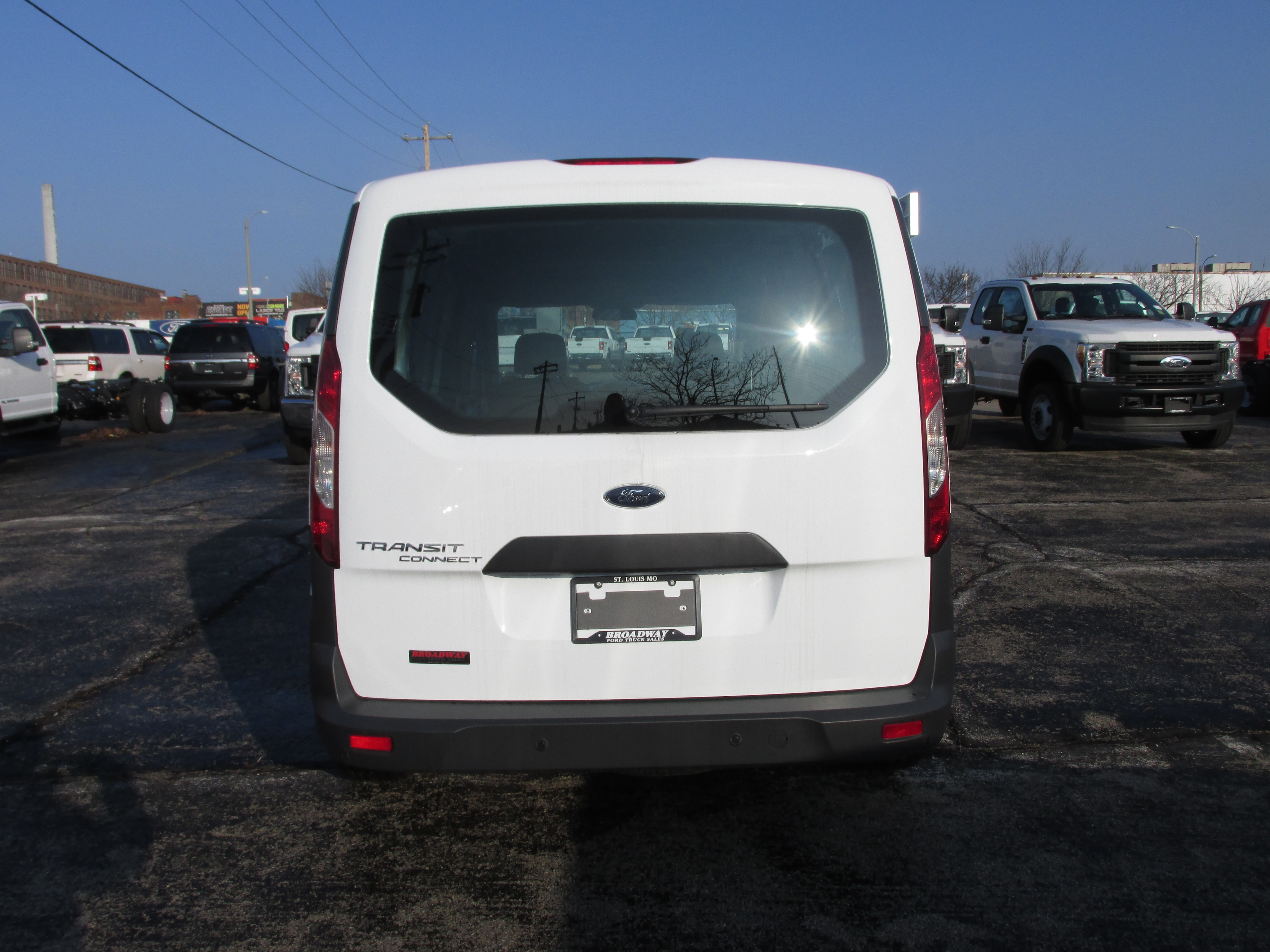2018 Transit Connect 4x2,  Empty Cargo Van #1162T - photo 7