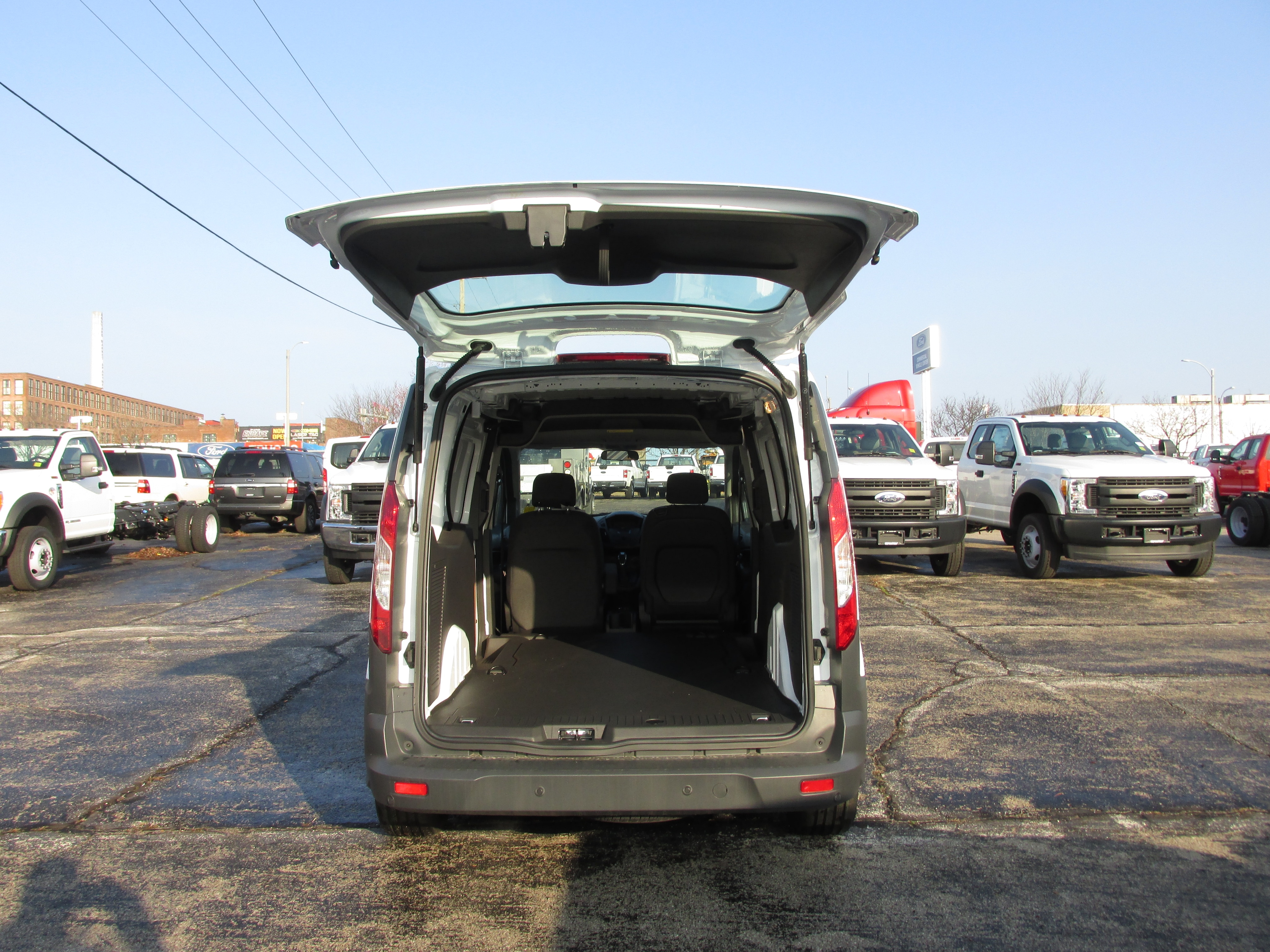 2018 Transit Connect 4x2,  Empty Cargo Van #1162T - photo 2