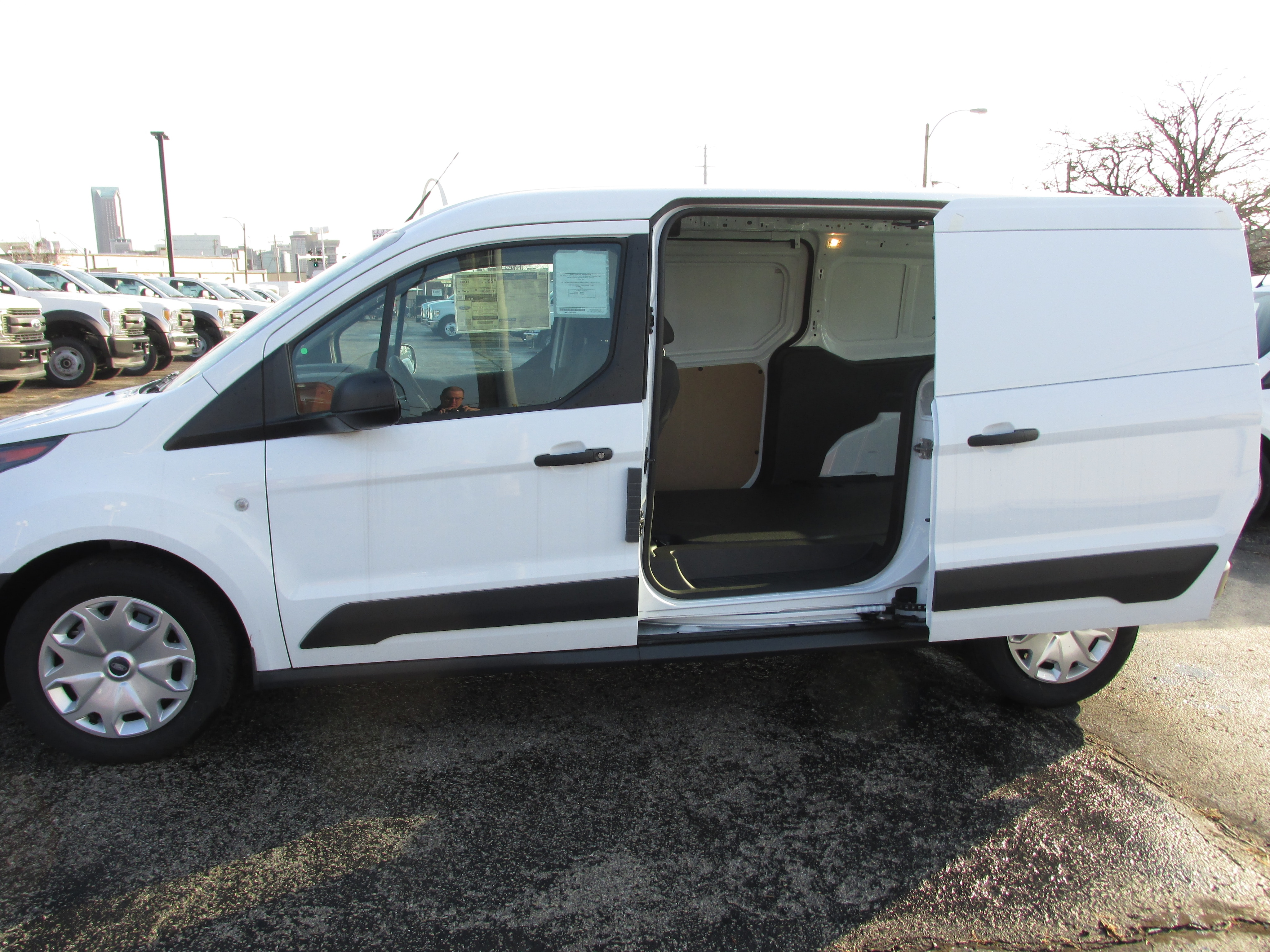 2018 Transit Connect 4x2,  Empty Cargo Van #1162T - photo 10