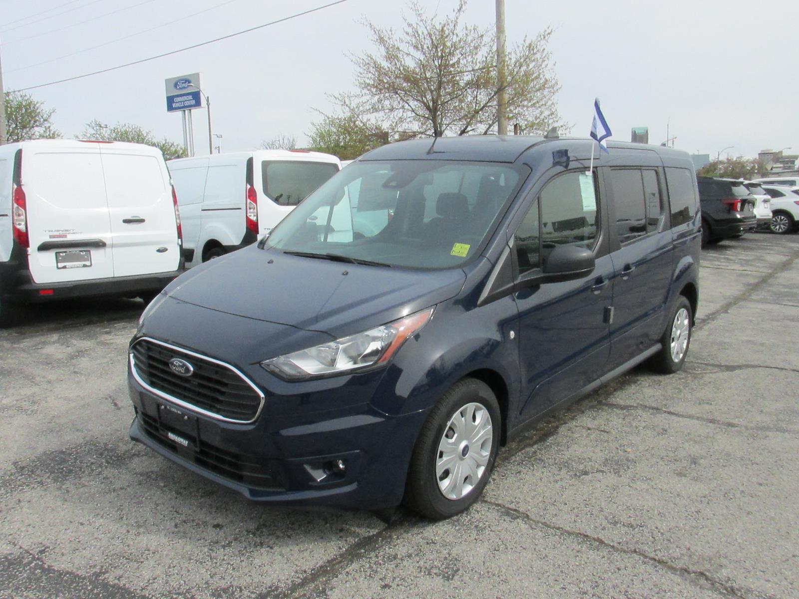 2020 Ford Transit Connect FWD, Passenger Wagon #1189T - photo 1