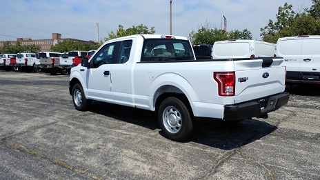 2017 F-150 Super Cab Pickup #1792 - photo 2