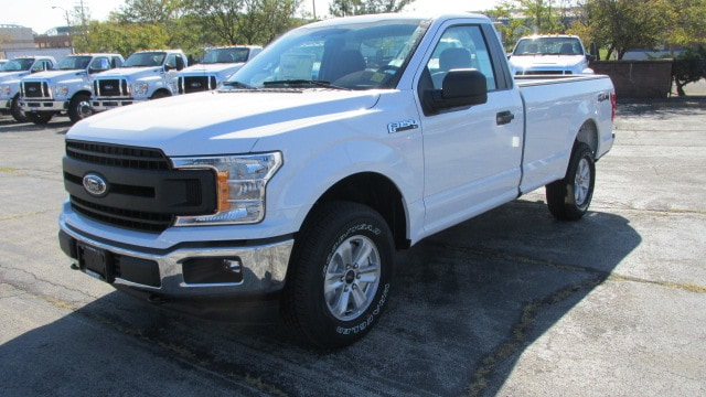 2018 F-150 Regular Cab 4x4,  Pickup #1815 - photo 1