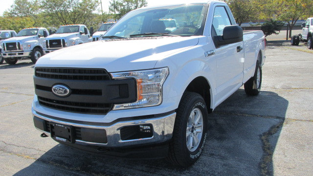 2018 F-150 Regular Cab 4x4,  Pickup #1815 - photo 23