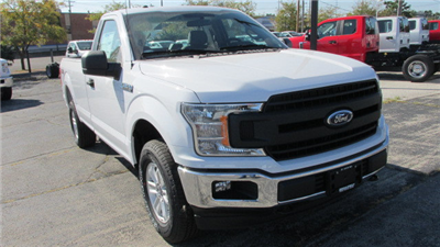 2018 F-150 Regular Cab 4x4,  Pickup #1815 - photo 4