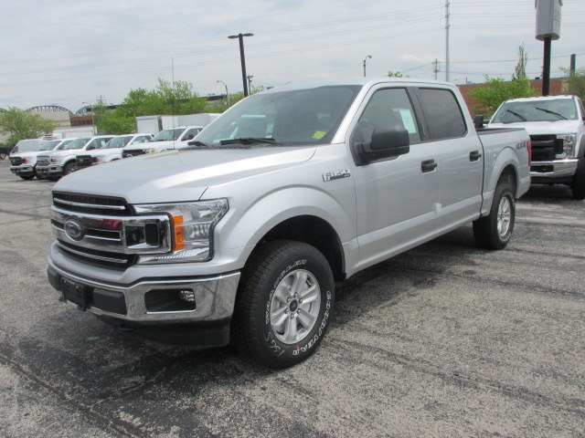 2018 F-150 SuperCrew Cab 4x4,  Pickup #1862 - photo 18
