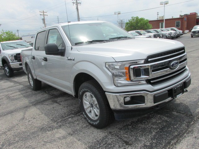 2018 F-150 SuperCrew Cab 4x4,  Pickup #1862 - photo 4