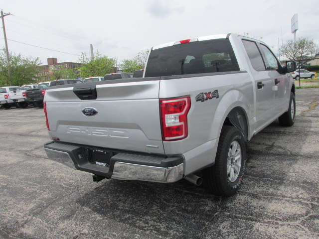 2018 F-150 SuperCrew Cab 4x4,  Pickup #1862 - photo 6