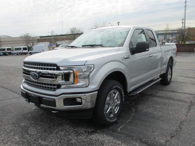 2018 F-150 Super Cab 4x4,  Pickup #1863 - photo 1