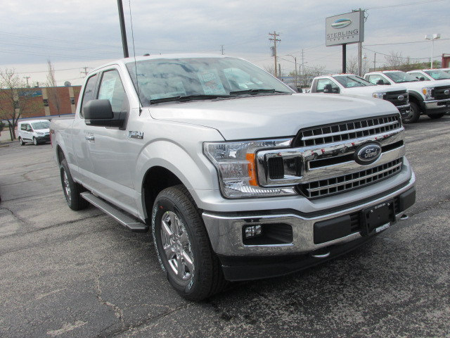 2018 F-150 Super Cab 4x4,  Pickup #1863 - photo 4