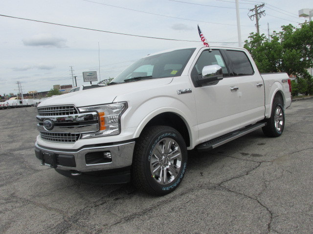 2018 F-150 SuperCrew Cab 4x4,  Pickup #1868 - photo 24
