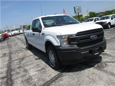 2018 F-150 Super Cab 4x4,  Pickup #1869 - photo 1