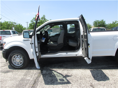 2018 F-150 Super Cab 4x4,  Pickup #1869 - photo 8