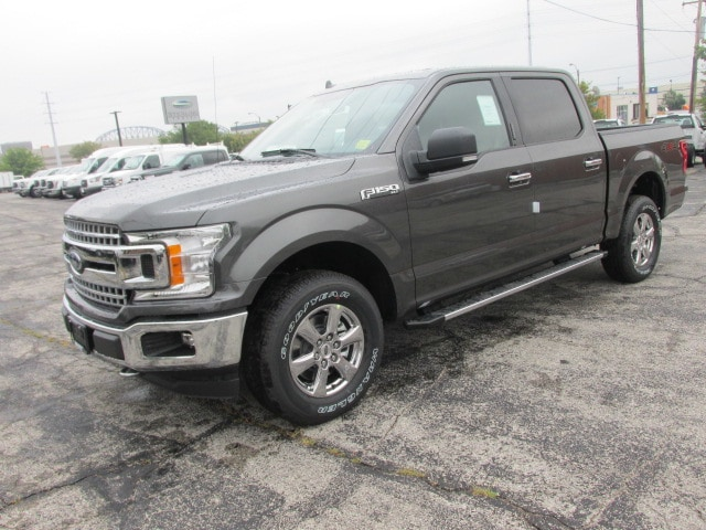 2018 F-150 SuperCrew Cab 4x4,  Pickup #1879 - photo 18