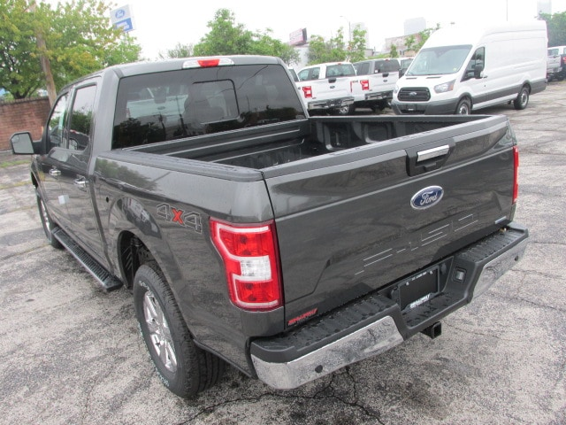 2018 F-150 SuperCrew Cab 4x4,  Pickup #1879 - photo 2