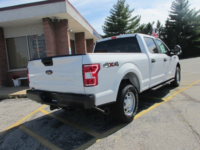 2018 F-150 SuperCrew Cab 4x4,  Pickup #1881 - photo 6