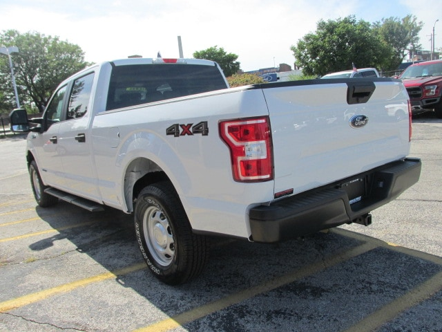 2018 F-150 SuperCrew Cab 4x4,  Pickup #1881 - photo 2