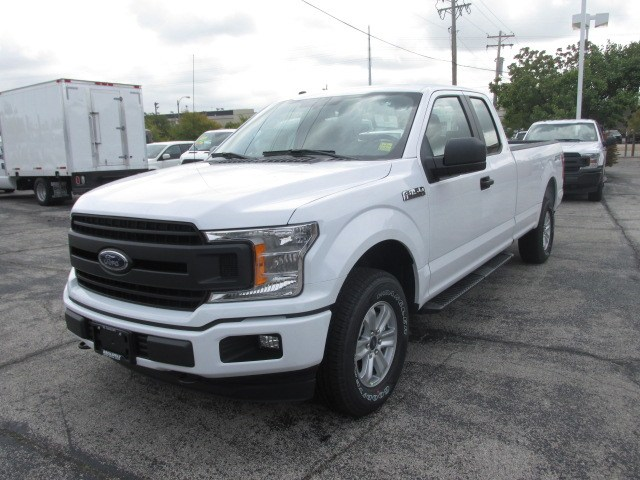 2018 F-150 Super Cab 4x4,  Pickup #1884 - photo 3